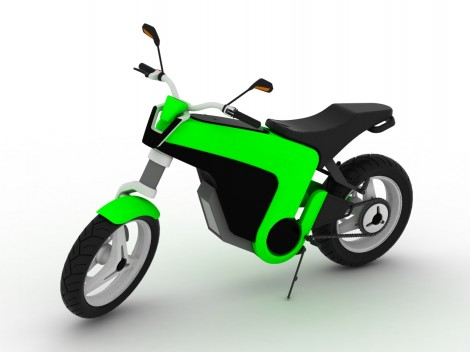City Motorcycle Design