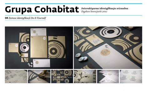 Cohabitat Group – Interactive Visual ID