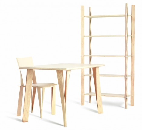 PLY Plywood Furniture