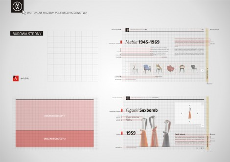 Design for a Virtual Museum of Polish Industrial Design