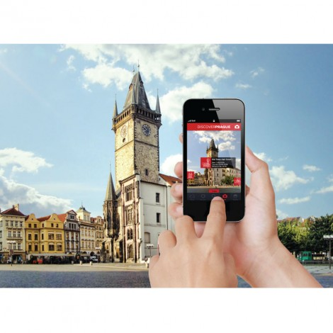 Discover Prague: An Information System for Tourists