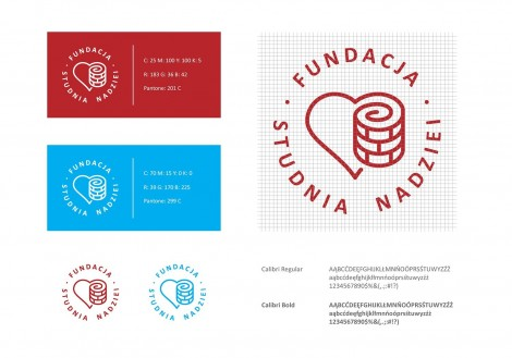 Visual Identity for the Studnia Nadziei Foundation