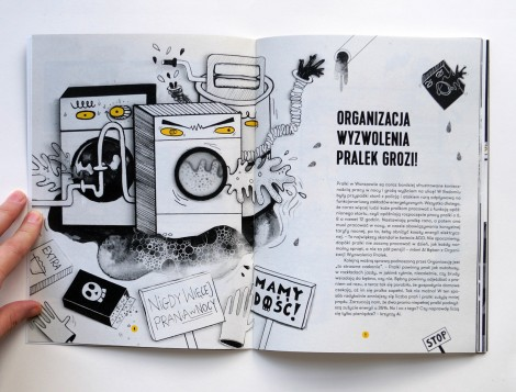 Rational Use of Electric Power – A Zine Publication