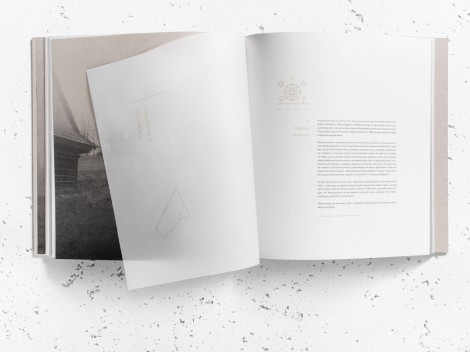 Elements of visual identity and promotion system design for Żywiec Ethnographic Park